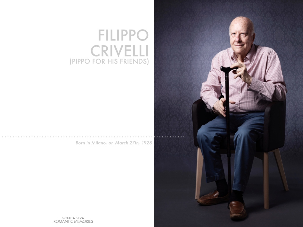Filippo Crivelli - Opera Director - Shot on 18 of August, 2016