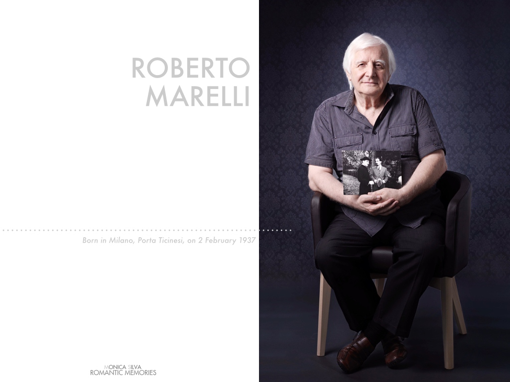 Roberto Marelli - Actor - Shot on 18 of August, 2016