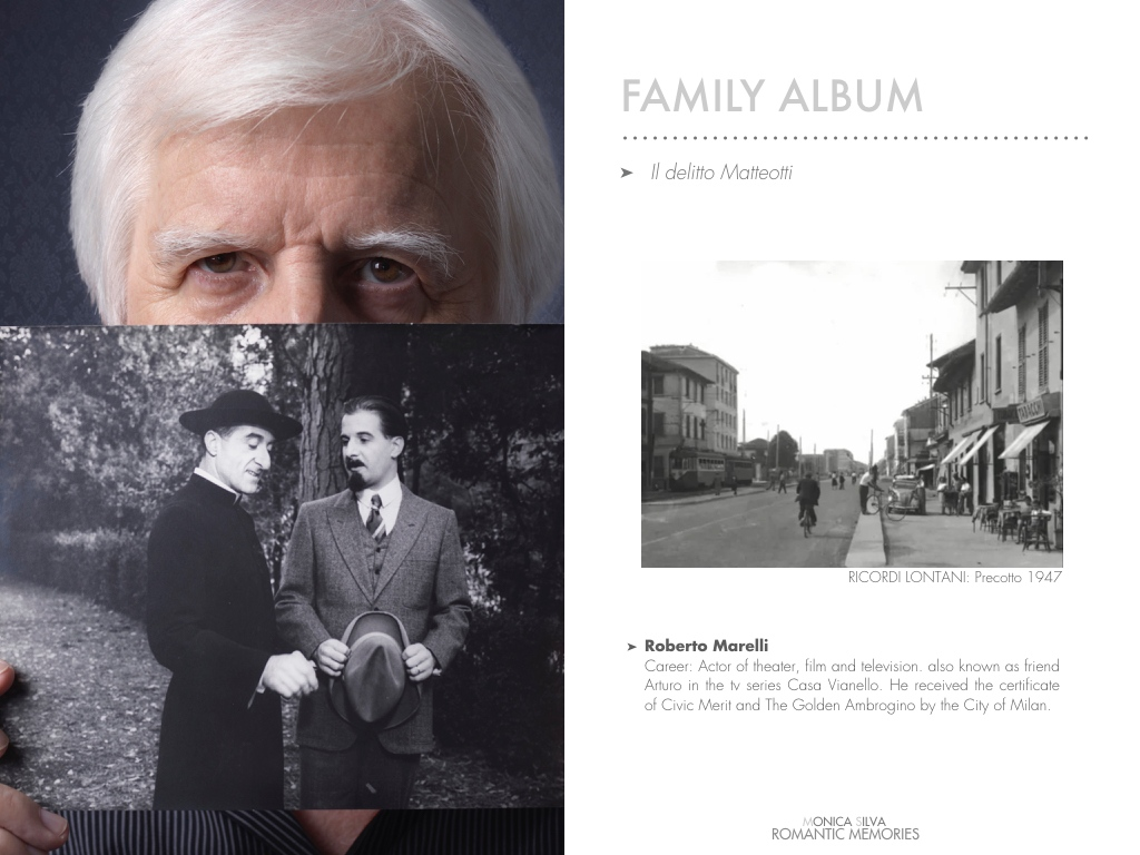 Roberto Marelli - Family Album
