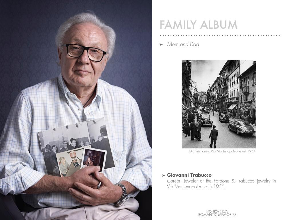 Giovanni Trabucco - Family album