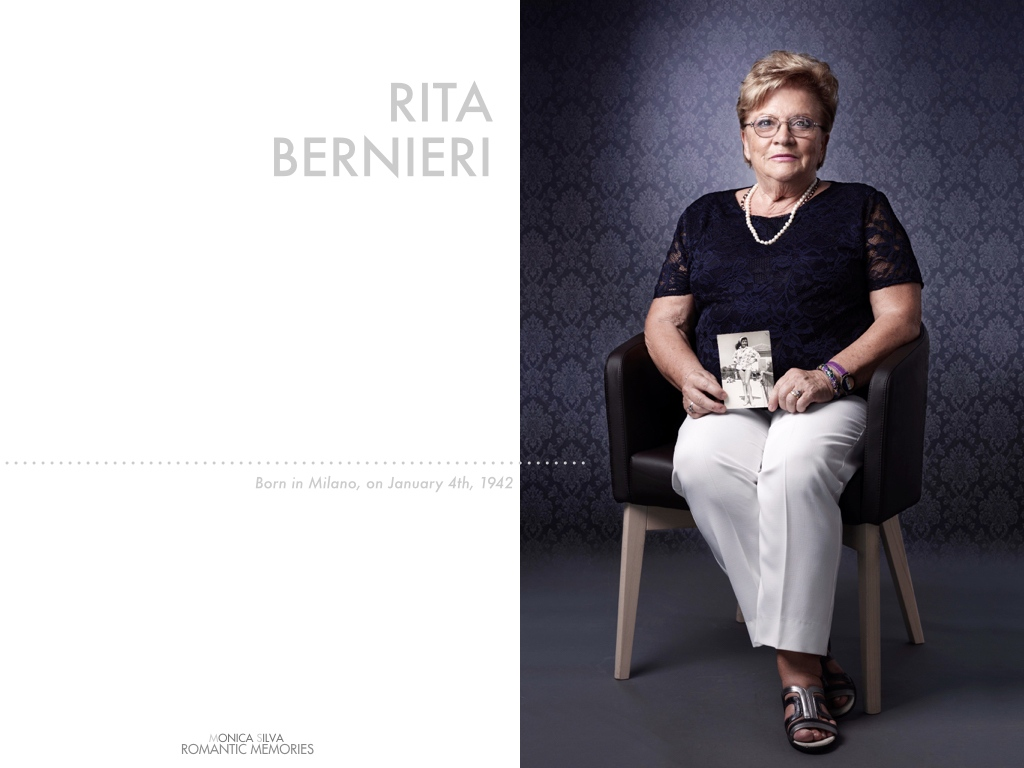 Rita Bernieri - Former worker - Shot on 18 of August, 2016