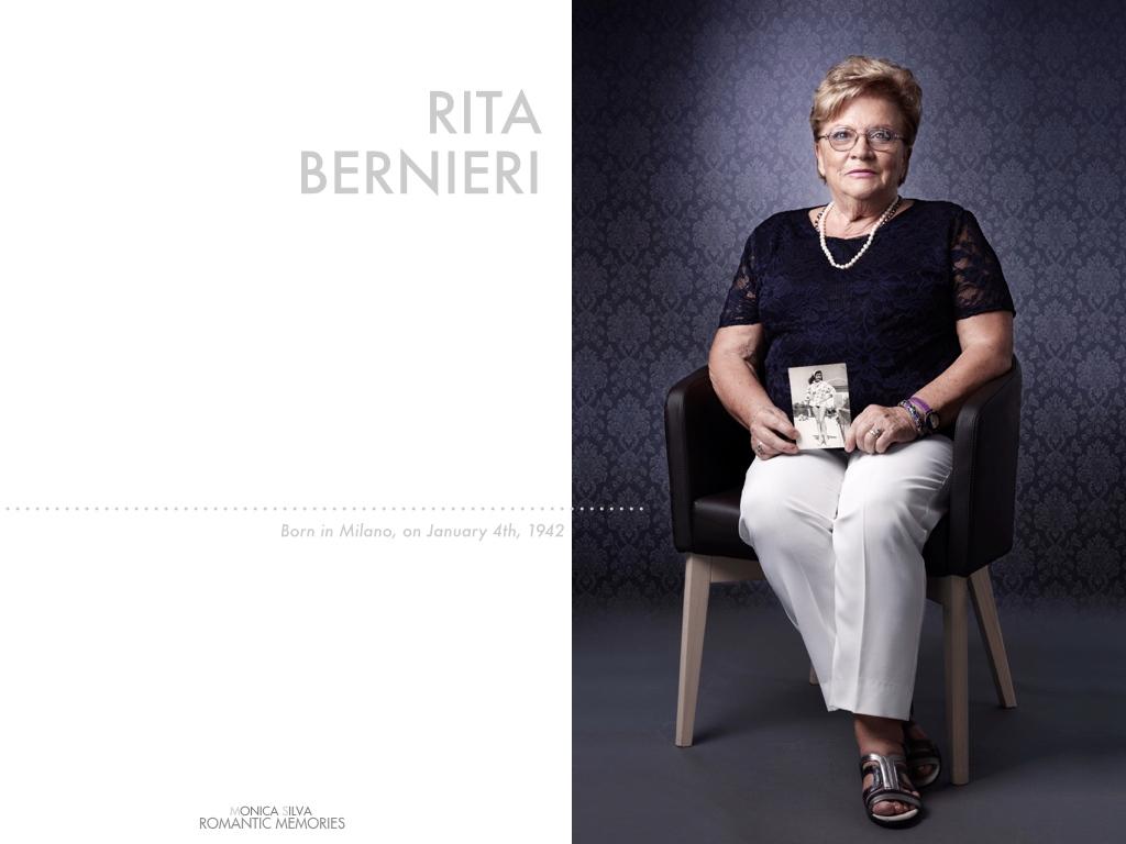 Rita Bernieri - Former worker -Shot on 18 of August, 2016