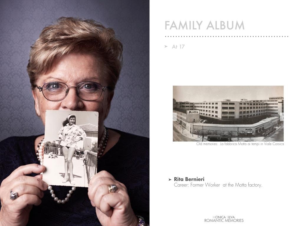 Rita Bernieri - Family album