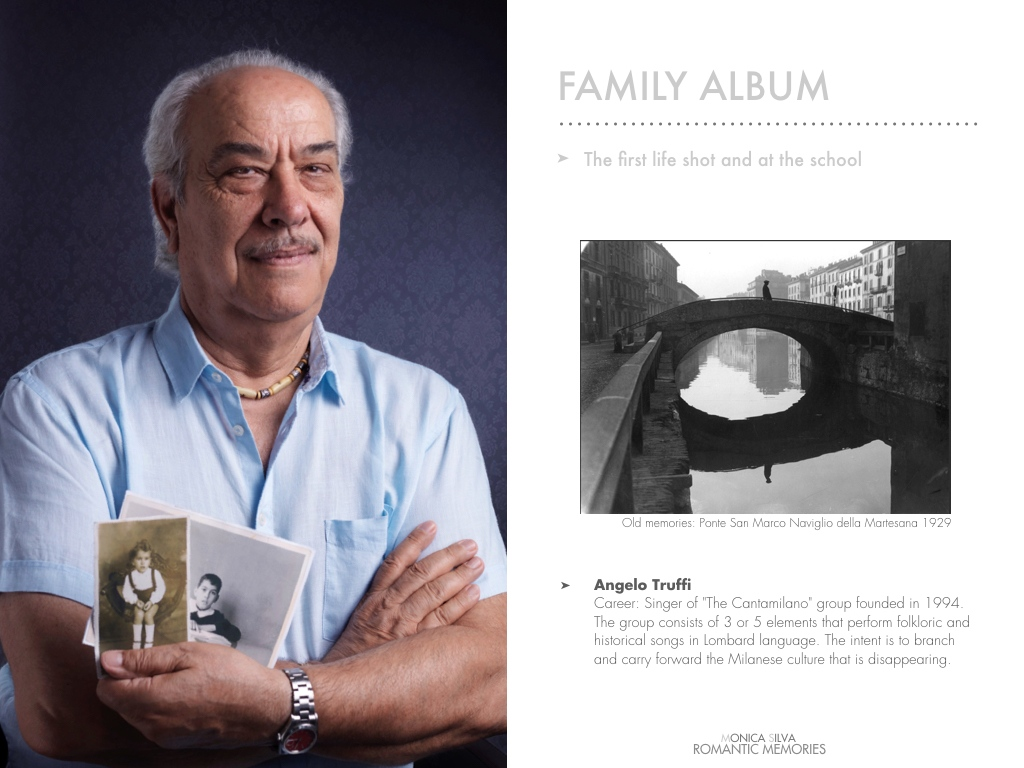 Angelo Truffi - Family album
