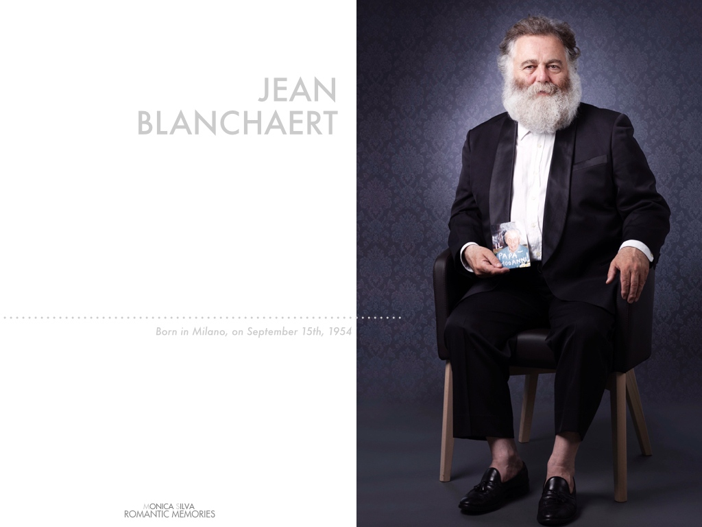 Jean Blanchaert - Contemporary Art Gallerist - Shot on 19 of August, 2016