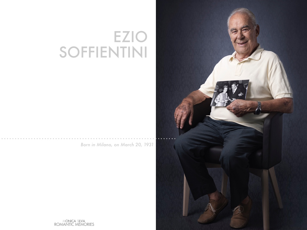 Ezio Soffientini - Painter -Shot on 18 of August, 2016