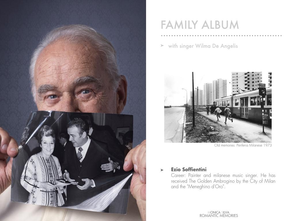 Ezio Soffientini - Family album