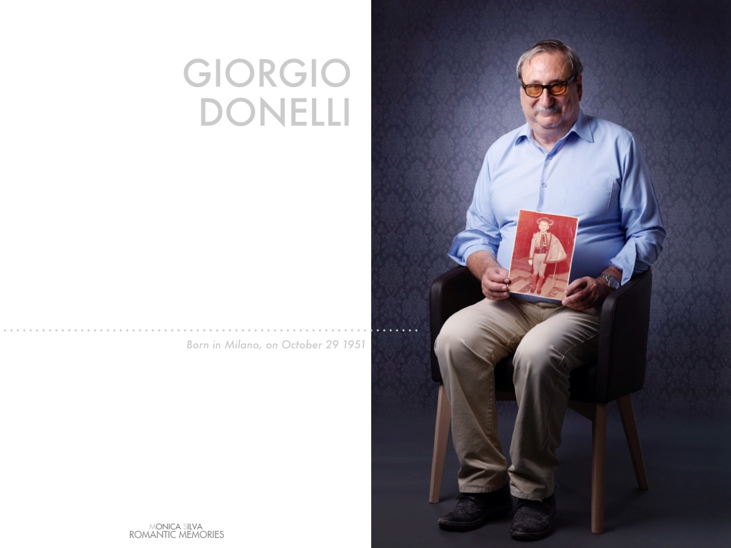 Giorgio Donelli - Former worker -Shot on 19 of August, 2016