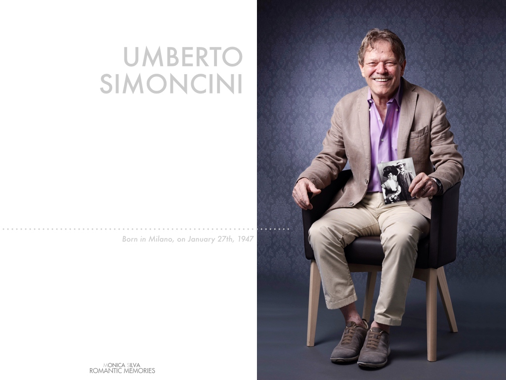 Umberto Simoncini - Folklore singer - Shot on 19 of August, 2016