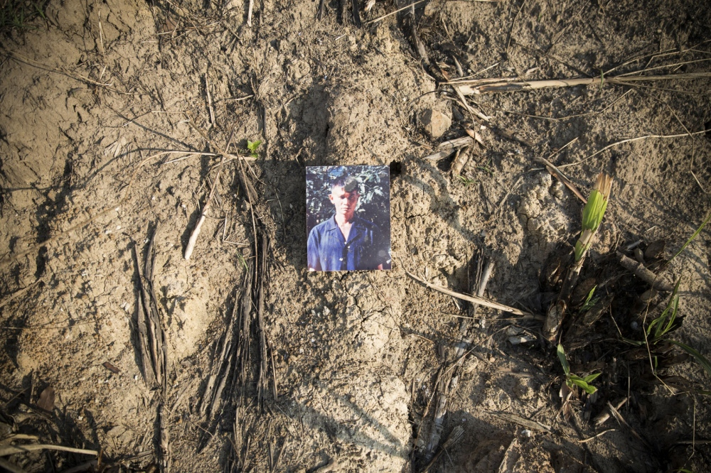 Bunlert Duankoda, Dongmaphai subdistrict, Nong Bua Lam Phu province, was shot whilst working in his field after leading a protest over the damage caused by a quarry mining company in 1993.