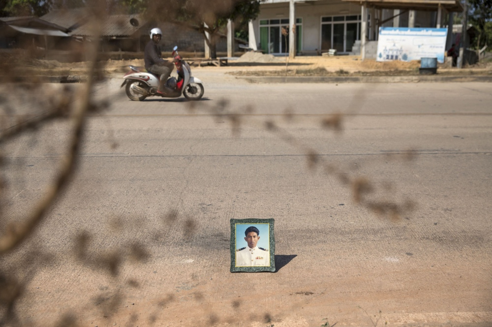 Chalor KHAOCHUA Thai-Muslim Human Rights Defender Mr Chalor Khaochua, 38, was shot on his way home from prayer at a local mosque on Lanta Island, in Krabi province on 14 February 2003. He was shot 4 times. He was a local activist condemning the illicit drug trade and was killed after presenting proof of police participation in the drug trade.