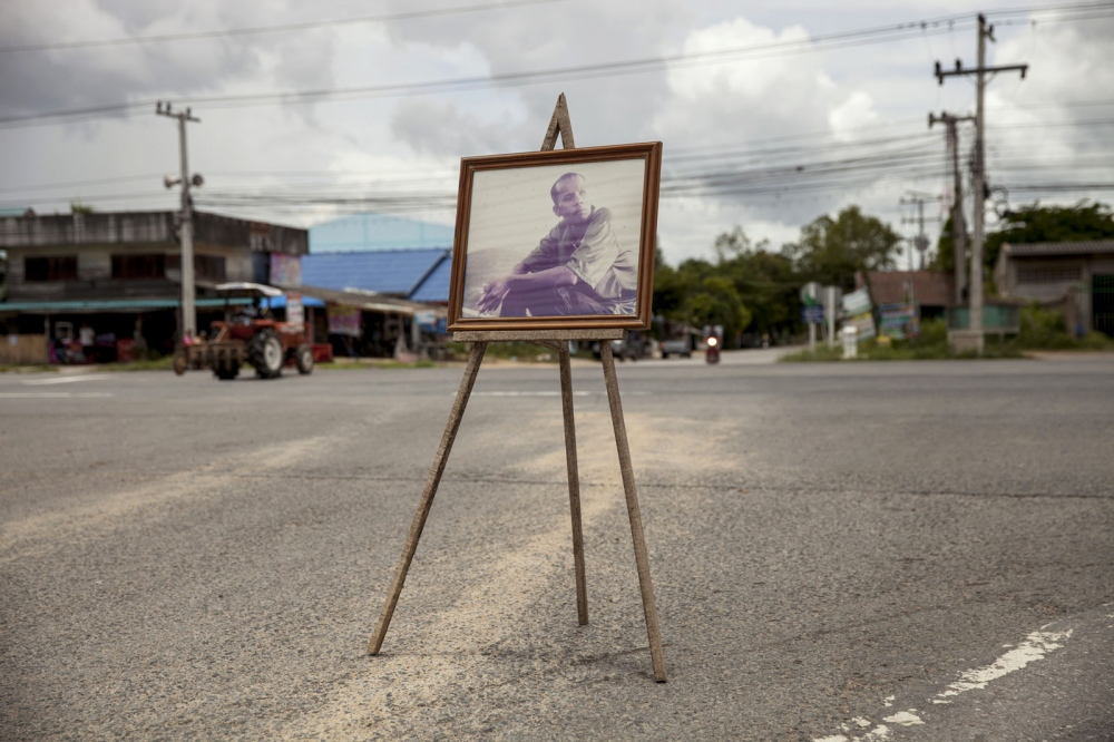 Charoen Wat-Aksorn, 37, was shot dead whilst stepping off a bus. The shooting happened on 21 June 2004 in Bo Nok, Prachuap Kiri Khan Province. He was a President of the Love Bo Nok Association and relentless campaigner against the construction of coal-powered plants in his locality.