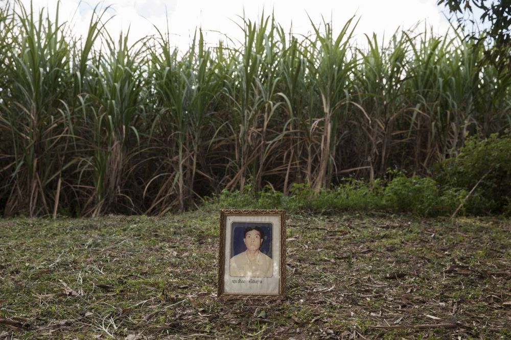 Samnao Srisongkhram, 38, was shot dead in a field near his village on 25 November 2003 in Lam Nam Phong village, Khon Kaen province. He was the President of the Lam Nam Phong Environmental Conservation Association in Ubonrat district of Khon Kaen Province, leading a fight against the dumping of waste by a paper factory