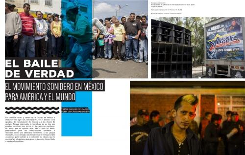 Bailen! Magazine / Bailen! Revista de Sistemas de Sonidos Latinoamericanos. Chico Tropico Festival. 2014. Spain.