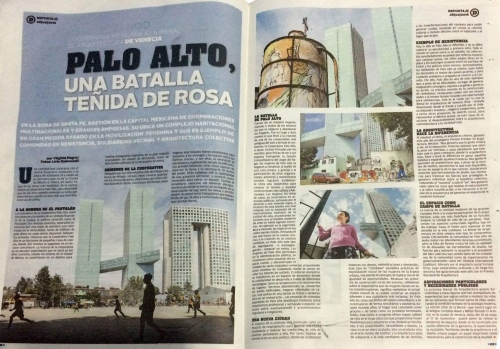Milenio Newspaper / El Dominical : Periodico Milenio _ Feb. 2016. Mexico.