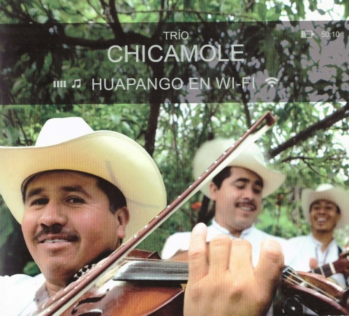 Trio Chicamole for Discos Corason. Mexico, 2013. Mexico.