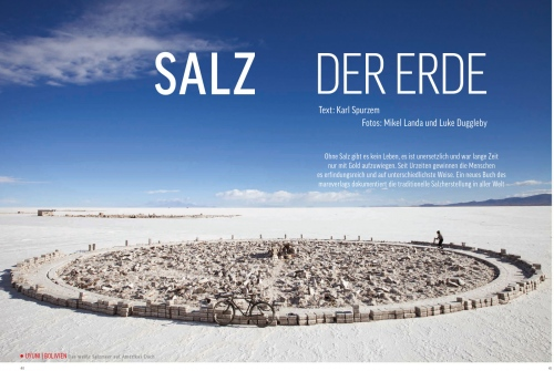 Client: mare magazine - Germany Published: October 2015