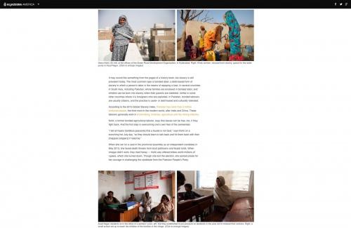 Client: Al-Jazeera  USA   Published: 2014