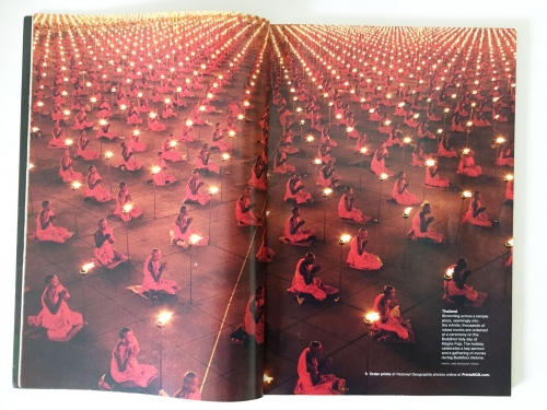 Client: National Geographic Magazine US  Published: January 2012