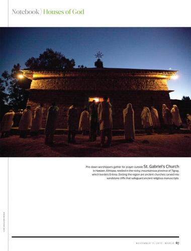 World Magazine -US