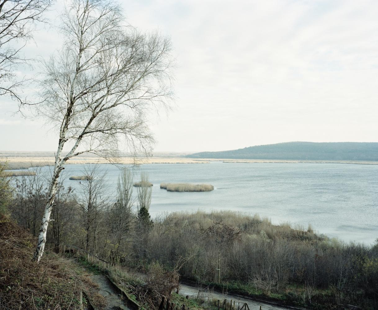 Bulgaria, Belene. a view of the Danube River.