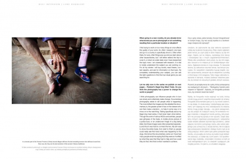 Client:  DOC! Photo Magazine     Published: May 2014