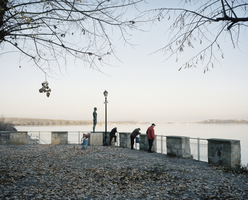 Romania, Vidin. Riverside of the Danube. Vidin is one of the poorest region of Bulgaria.