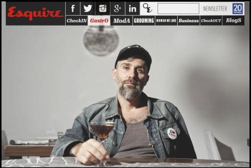 ESQUIRE MAGAZINE (SPAIN)  http://www.esquire.es/actualizacion/2959/viva-la-curiosidad