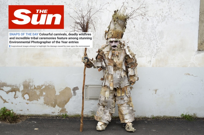The Sun (UK) https://www.thesun.co.uk/news/1238093/colourful-carnivals-deadly-wildfires-and-incredible-tribal-ceremonies-feature-among-stunning-environmental-photographer-of-the-year-entries/
