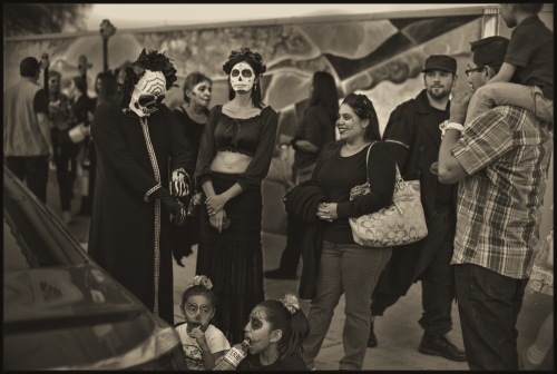 Dia De Los Muertos - Photography project by All Content ©Joe Patronite