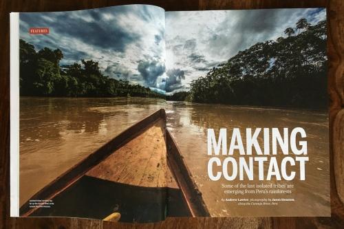 Amazon's Isolated Tribes