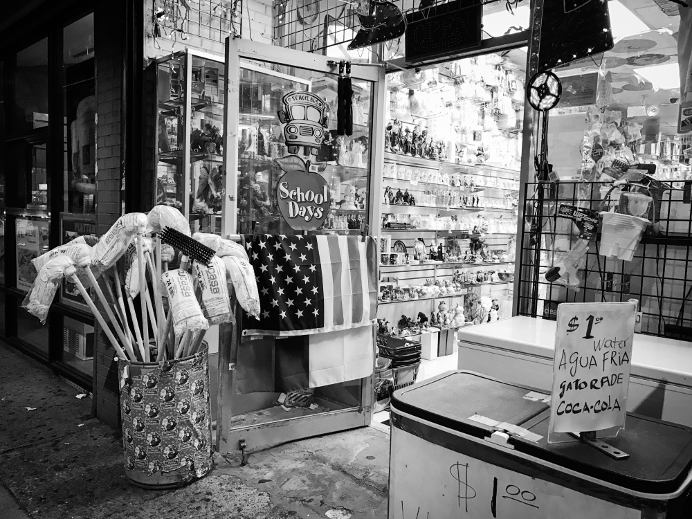 Store, Roosevelt Avenue / Woodside / October 2016