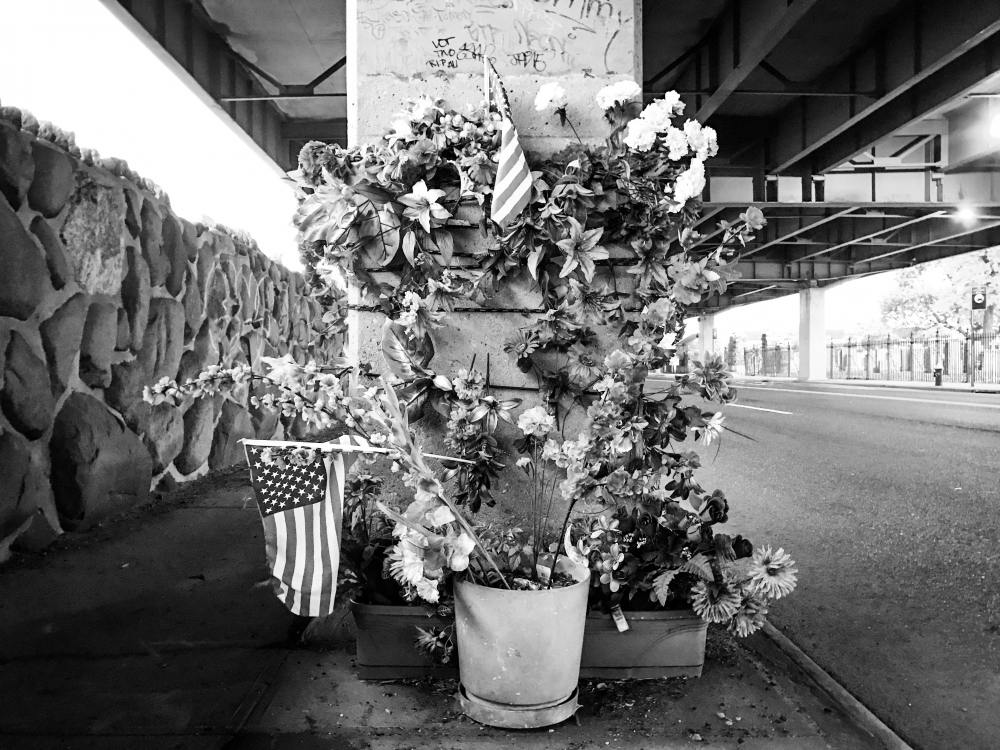 Under the Queens Midtown Expressway / Maspeth / 20 October 2016