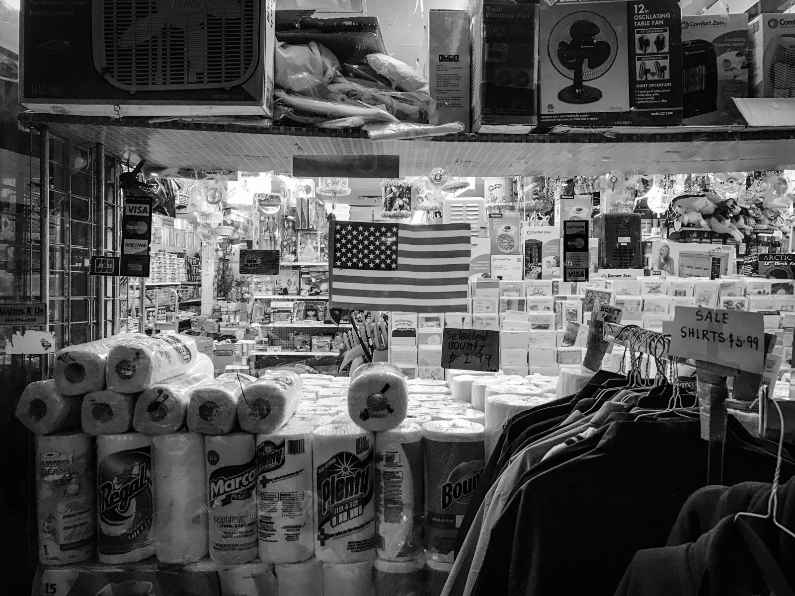 99¢ TREAT Store /  Sunnyside, Queens /  October 2016