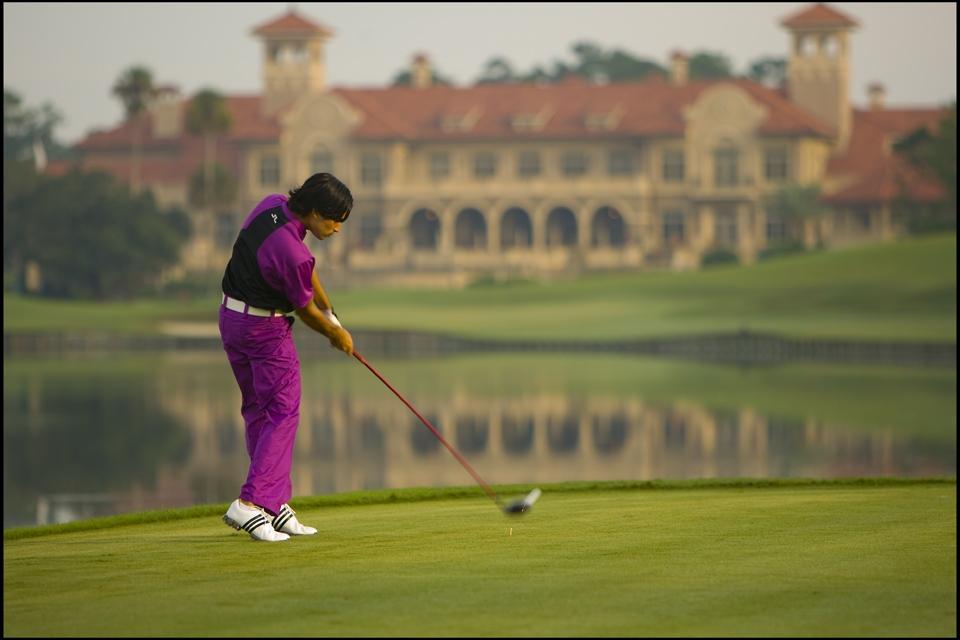 PGA stadium course, Florida Travel + Life Magazine.