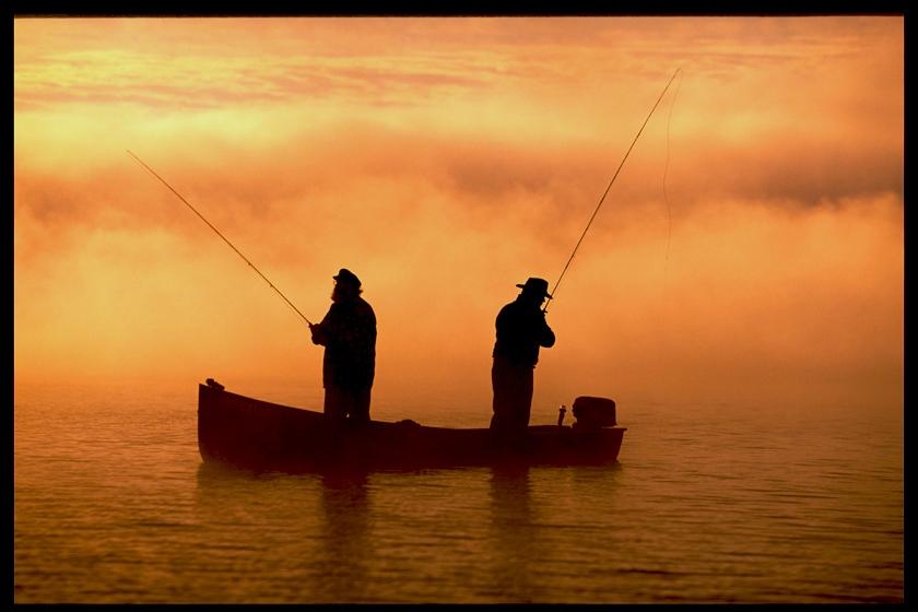 Rangley, Maine. For National Geographic Traveler Magazine.