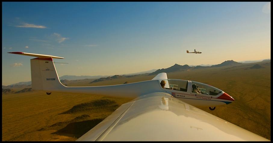 Arizona gliders. For Boys Life Magazine