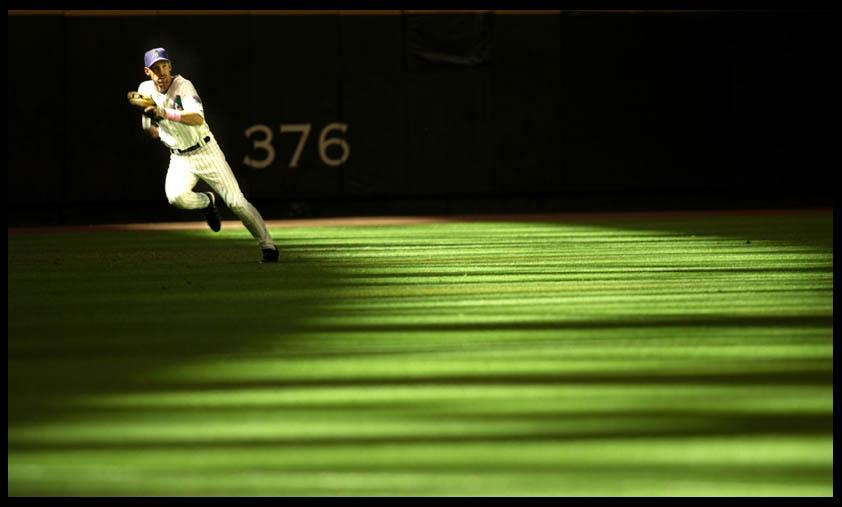 Arizona Diamondback baseball. Sports Illustrated Magazine 2006.