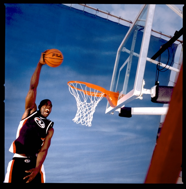 Chris Webber, Fila Sports, Washington D.C.