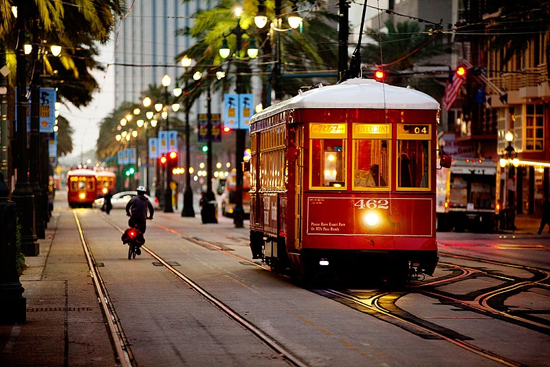 NEW ORLEANS LOUISIANA - COLOR