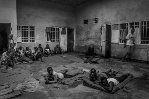 DRCongo: Juvenile Prisons