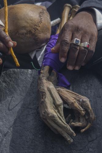 The day of death(Haiti)