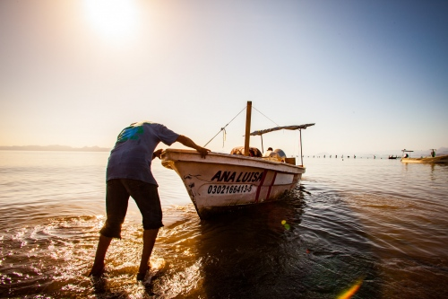 Near-Shore Artisanal Fisheries