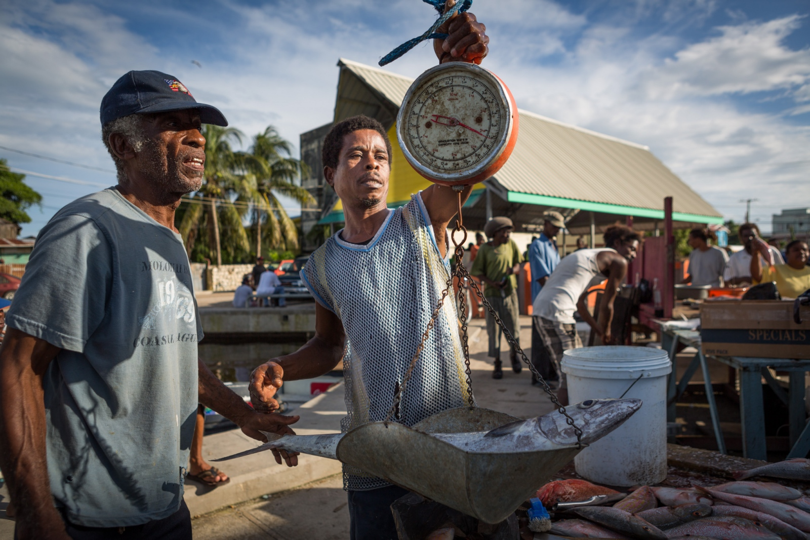 Art and Documentary Photography - Loading Fisheries008.jpg