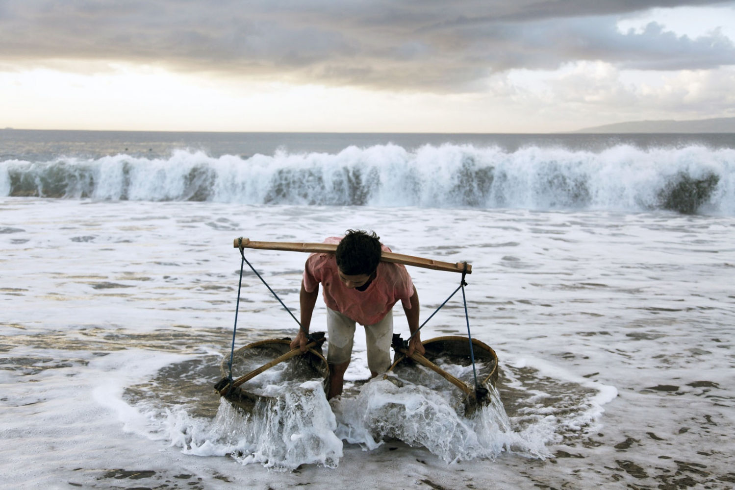 Art and Documentary Photography - Loading Bali_Seawater.jpg