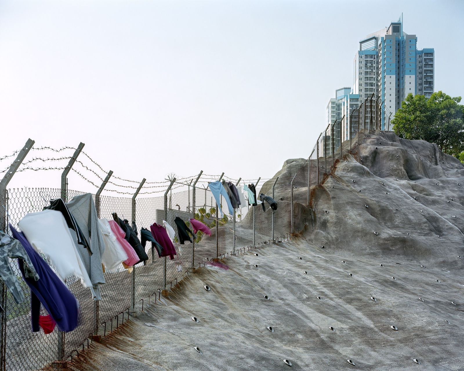 "Choi Ying Estate, 3/2011 Archival Pigment Inkjet Print  28.8"" x 36"" / 40"" x 50"""