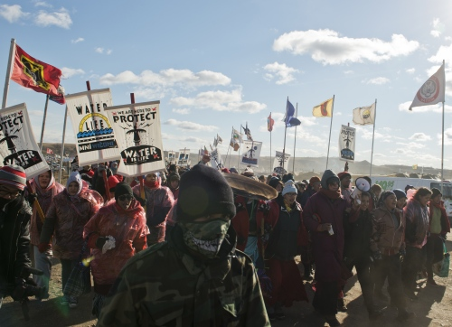 What I Saw At Standing Rock...