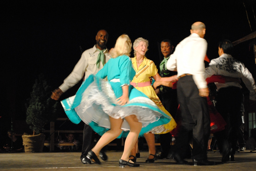 Czech and US style dancing