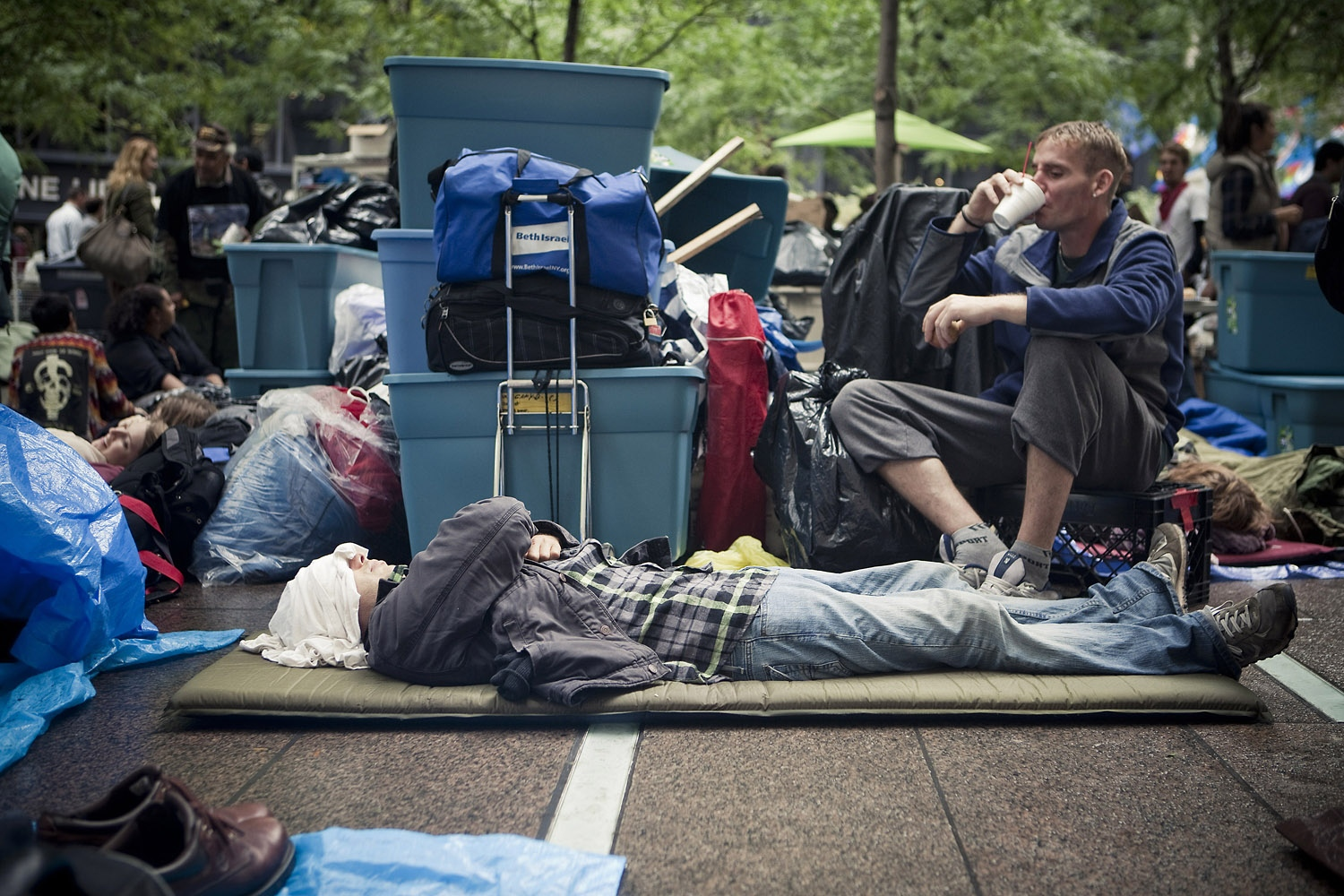 Art and Documentary Photography - Loading 05_occupy_wall_street.jpg