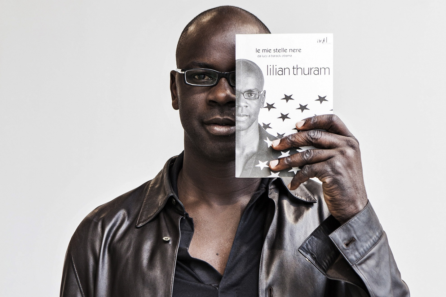 Lilian Thuram, among the best football players in the world, wrote a book in 2013